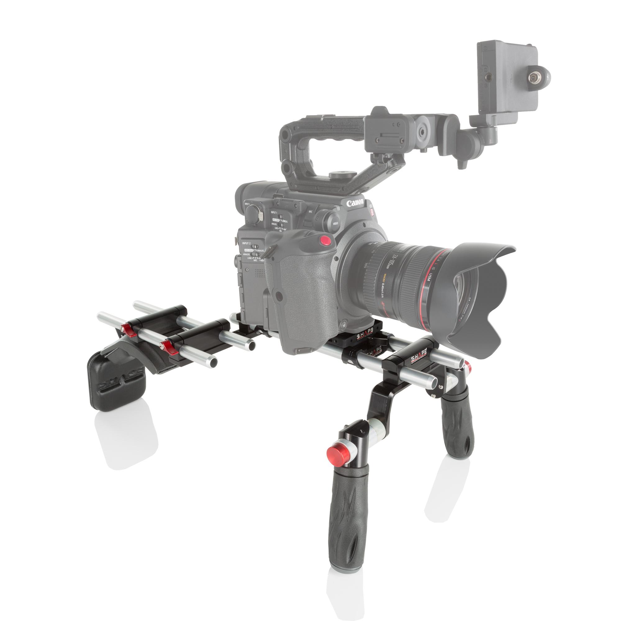 Canon C200 Offset Shoulder Mount