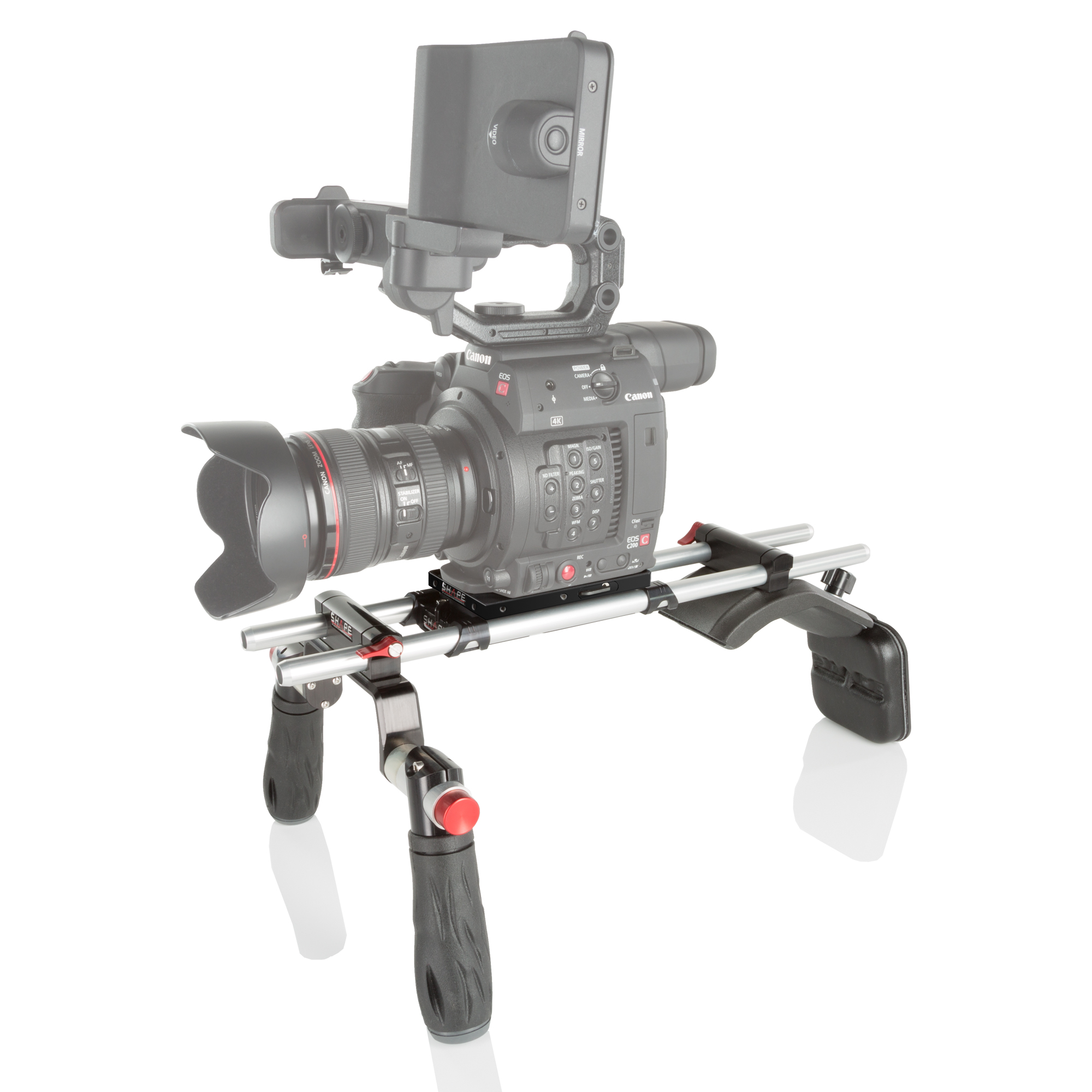 SHAPE NEW CANON C200 camera accessories