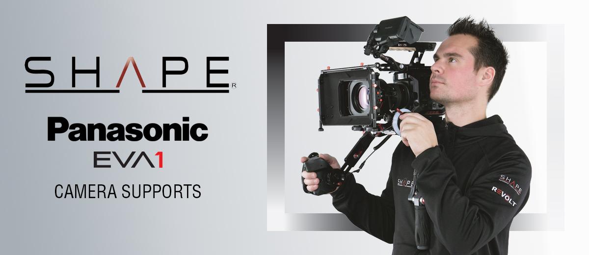 Panasonic AU-EVA1 Camera Supports